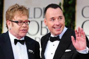 elton john and husband elton john s partner david furnish to open las vegas