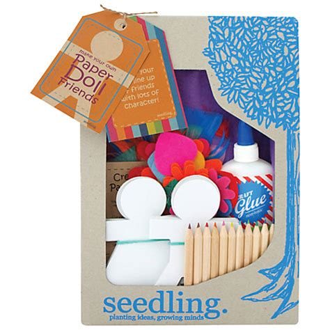 Make Your Own Paper Dolls - buy seedling create your own paper doll friends lewis