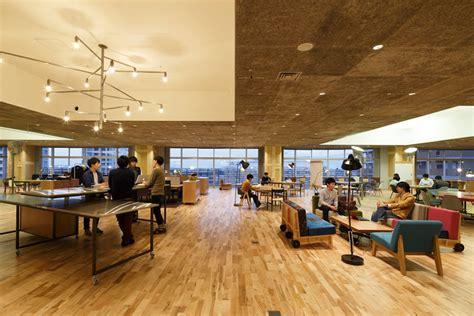 Designboom Naruse | naruse inokuma architects creates open work space with