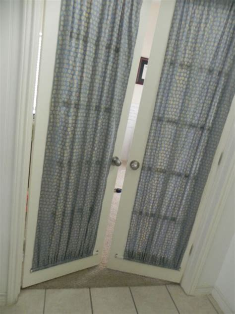 Front Door Curtain Rail Door Curtains Door Curtains And Doors On