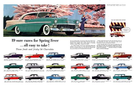 Whats Included Corvette History Through Ads Can You Spot What S Missing