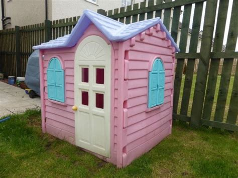 Little Tikes Country Cottage Pink Playhouse Garden House Tikes Pink Cottage
