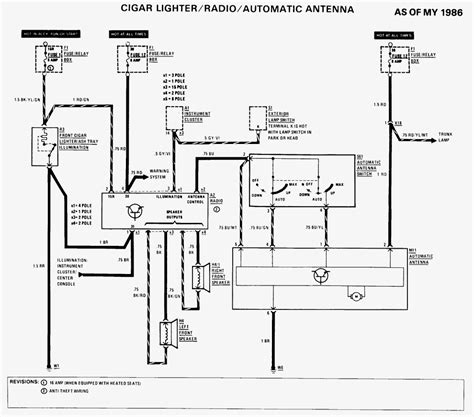 89 mercedes wiring diagram wiring diagram manual