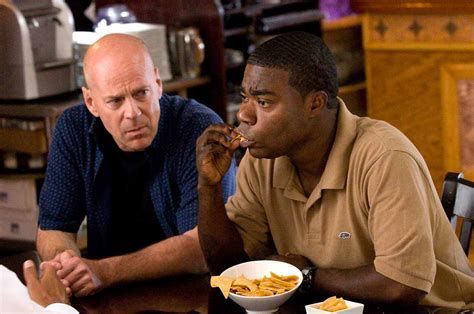 Will Smith Set Bruce Willis by Photo De Bruce Willis Top Cops Photo Bruce Willis