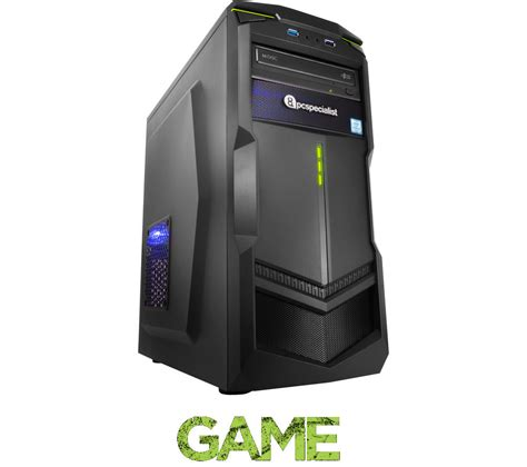 pc world desk top computers buy pc specialist vortex gaming pc free delivery