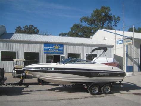 larson boats clear lake iowa larson senza 206 boats for sale