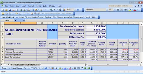 How To Analyze Stocks In Excel Tips To Manage Inventory Stock Ledger Format In Excel
