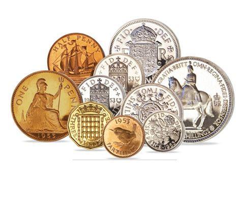 Queen Elizabeth II Proof Coin Set 1971   Hattons of London