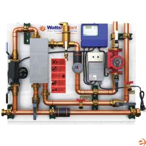 Radiant Floor Heat Panel by Watts Radiant Dh R 3 1 Hydronex Radiant Heating