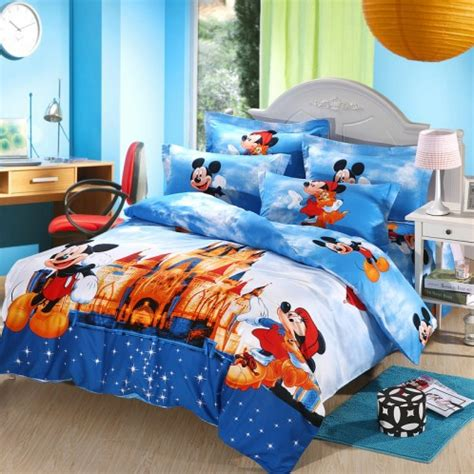 mickey mouse queen bedding mickey mouse paradise queen duvet cover bedding boys and
