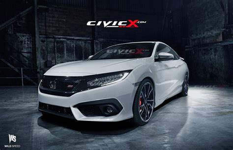 Honda Si Hp by 2017 Honda Civic Si Might Come With 230 Hp Detuned Type R