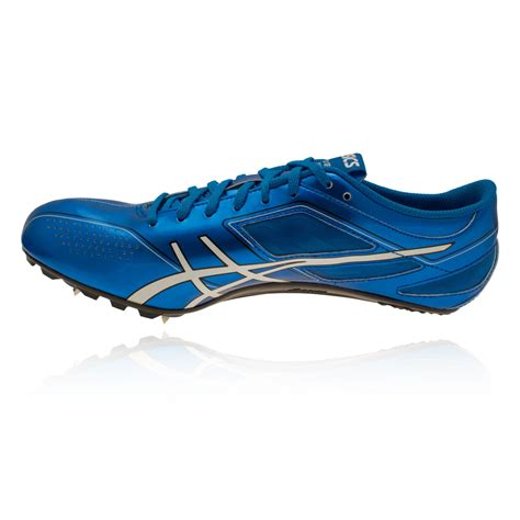 spikes athletic shoes asics sonicsprint running spikes 50 sportsshoes