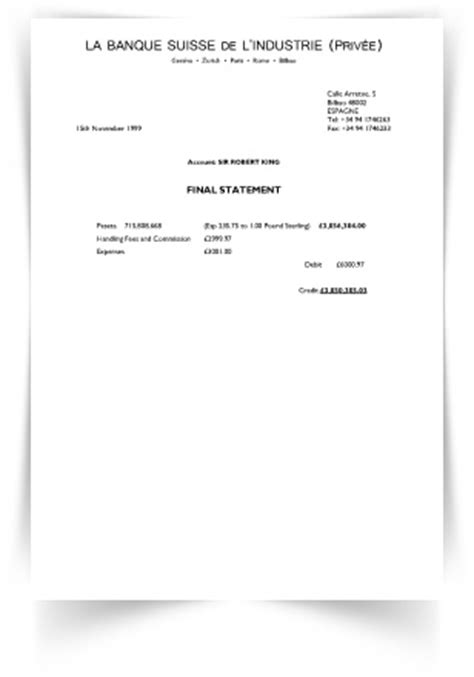 bond receipt template bilbao bank receipt bond lifestyle