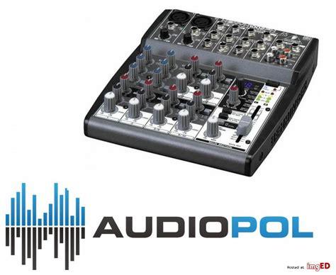 Mixer Behringer 1002 Fx nowy behringer xenyx 1002 fx mixer 24h audiopol fv