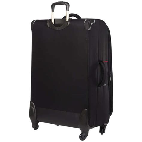Delsey Extendo 3 4w Expandable Trolley 100 Original Sm delsey fiber lite 77cm 4 wheel expandable trolley black