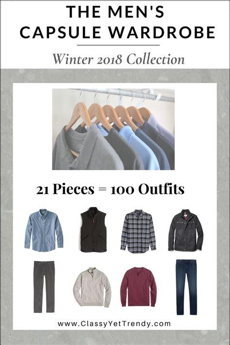 s wardrobe essentials the s capsule wardrobe winter 2017 2018 collection
