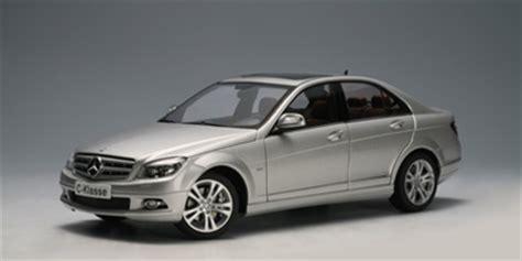Diecast Mercedes C Class autoart 1 18 mercedes c class limousine avantgarde diecast zone