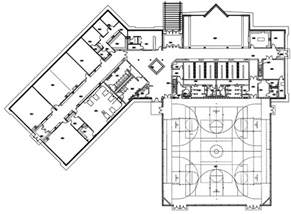 school floor plan