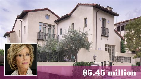 smith house century city actress jane fonda ponies up 5 45 million in cash for