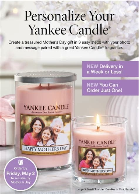 S Day Yankee Candle Frugal Fort Wayne Yankee Candle Personalized Candles For