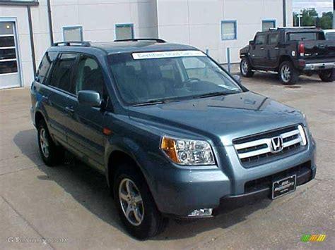 2006 Honda Pilot Ex L by 2006 Steel Blue Metallic Honda Pilot Ex L 4wd 14369586