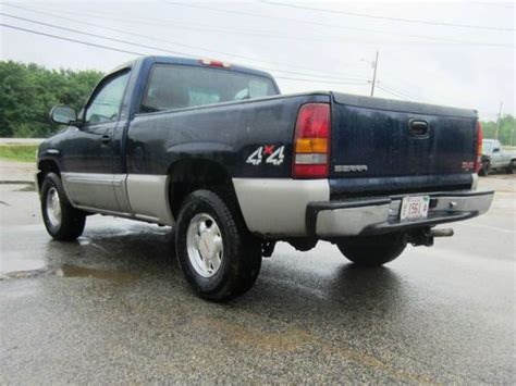 how cars engines work 2001 gmc sierra 1500 parental controls buy used 2001 gmc sierra k1500 5 3 v8 auto trans regular cab short bed 169k miles 4x4 4wd in