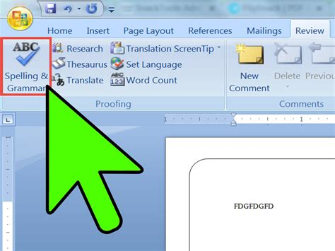 2 Easy Ways To Make A Booklet On Microsoft Word Wikihow Booklet Template Microsoft Word 2007