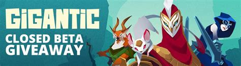 Beta Key Giveaways - gigantic windows 10 and xbox one closed beta key giveaway