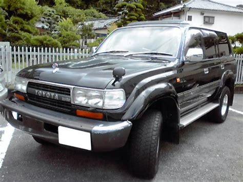 1993 Toyota Land Cruiser For Sale 1993 Toyota Land Cruiser Hdj81 Vx For Sale Japanese Used