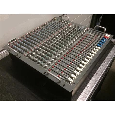 console audio crest xr20 audio console for sale 10kused