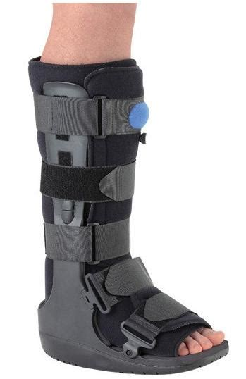 walking boot for broken foot orthopedic boot fracture boot for foot or broken