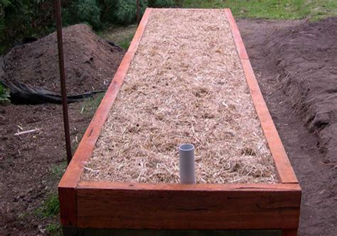 wicking worm beds 7 steps with pictures
