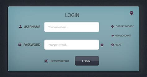 templates for login page 20 useful login page template free psd files coding repo