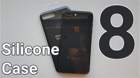 iphone   silicone case black designed  apple youtube