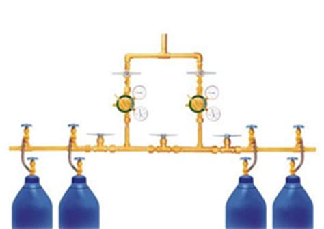 gas manifold, gas cylinders, pressure regulators, mumbai