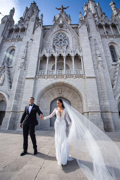 Wedding Barcelona by Morales Shares Barcelona Wedding Album Exclusive