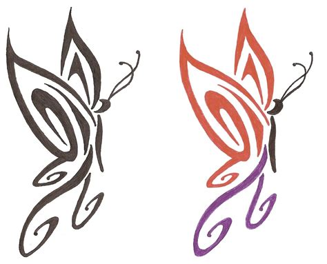 tribal butterfly free download clip art free clip art