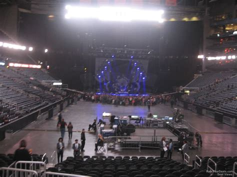 arena section philips arena section 110 concert seating rateyourseats com