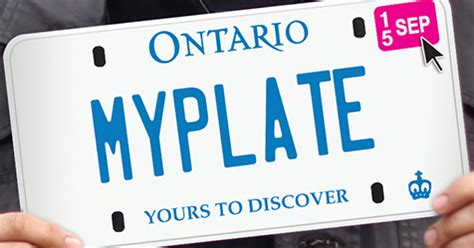 License Plate Lookup Ontario Ontario Drivers To Be Denied Plates For Unpaid Fines Car Help Canada