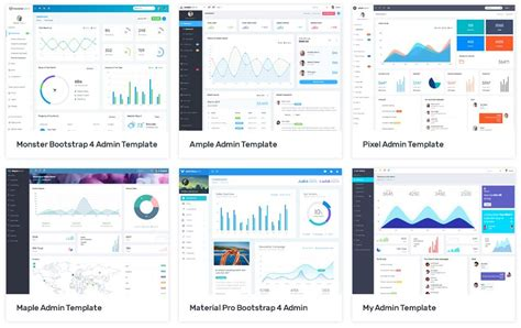 100 Best Free Bootstrap Admin Templates 187 Css Author Bootstrap 4 Admin Template