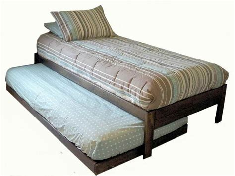 bedroom trundle bed plans how to design trundle bed