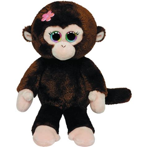 ty beanie babies ty beanie babies petals the monkey at toystop