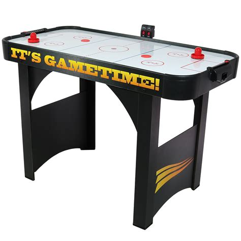 air hockey table accessories 48 inch air hockey table with scorers and accessories ebay