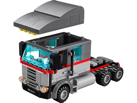 Lego Turtles 79116 Big Rig Snow Getaway lego 79116 lego turtles big rig snow getaway