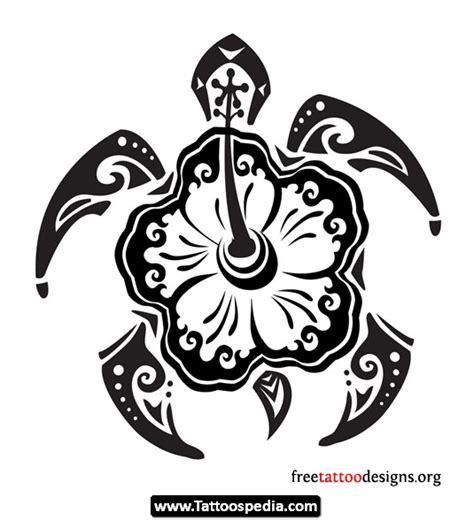 hawaiian flower tribal tattoo designs tribal hawaiian flowers tattoos www imgkid the