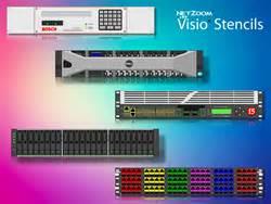 netzoom visio stencils netzoom visio 174 stencils library updated for data center