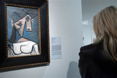 picasso paintings at the national gallery the the thieves of the painting quot