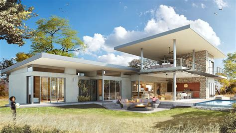 Our Town House Plans by Victoria Falls Property For Sale