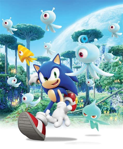 sonic colors sonic what are your favourite official sonic images page 5