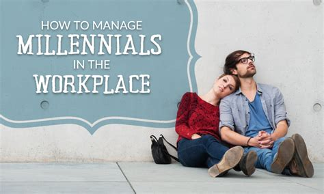 managing the millennial market a guide to teaching leading and being led by america s largest generation books how to manage millennials in the workplace when i work